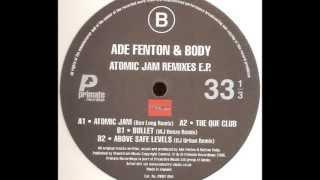 Ade Fenton - Bullet (WJ Henze Remix)