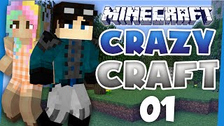 CrazyCraft w/ Kaleidow | All The New Things!
