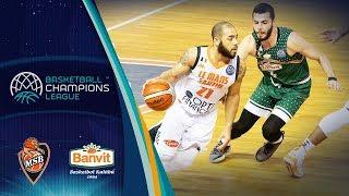Le Mans v Banvit - Highlights - Basketball Champions League 2018-19