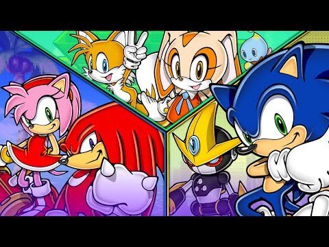 Sonic Advance Trilogy Review - The Evolution of the Classics (feat. Jack's Gaming Zone)