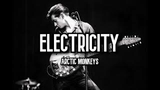Arctic Monkeys - Electricity // Sub Español + Lyrics