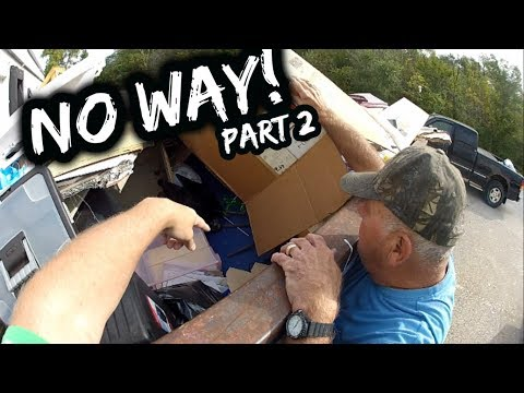 dumpster-diving-in-the-new-truck!-part-2