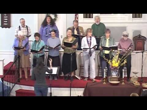 Heather Pierson and the Norway UU Choir - Circle Round For Freedom