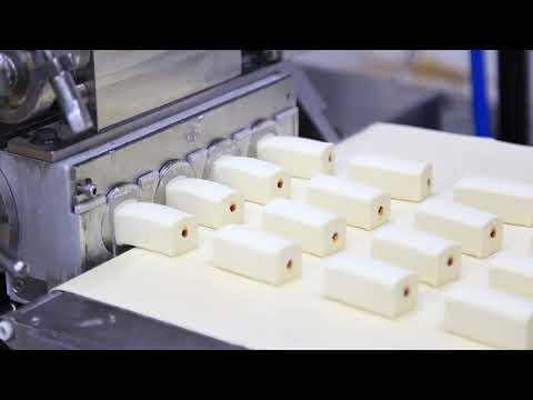 Производство глазированных сырков