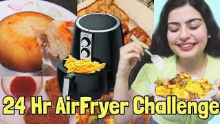 I Only Made &amp Ate Air Fried Food For a Day  Yashita Rai