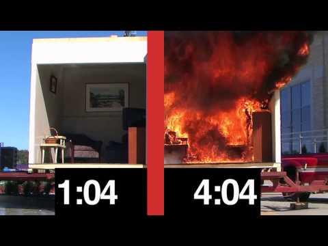 Home Fire Sprinklers Save Lives