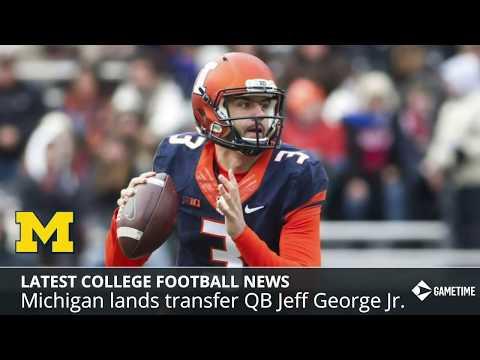 College Football News & Rumors: Michigan Lands New QB Transfer, NCAA Passes New Redshirt Rule