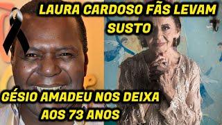 Ator de Flor do Caribe Faleceu.../ Laura Cardoso de 93 Anos Dona Veridiana