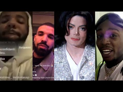 """Celebs React To """"Leaving Neverland"""" Ft. Jackson Family, The Game,& More!!!"""