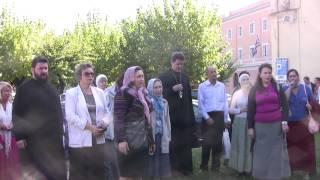Величание св. Феодору Ушакову,о. Корфу - Греция | Solun(Сайт:http://www.solun.gr/ Паломническая группа греческого паломнического центра
