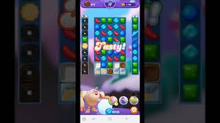 Candy Crush Friends Saga Level 398 ~ No Boosters