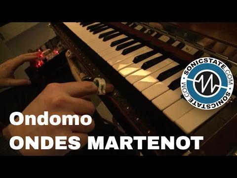 Superbooth 2017: Ondomo Ondes Martenot