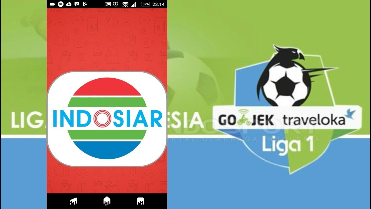 Streaming Indosiar: Cara Live Streaming INDOSIAR TV Via Android & PC