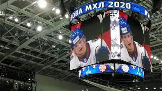 Смотреть видео Хоккей 🏒. Кубок вызова МХЛ 2020. Восток, Запад. Спорт. Динамо. Россия 🇷🇺 онлайн