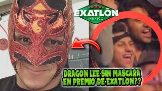 EXHIBEN A DRAGON LEE SIN MASCARA EN EXATLON!! Y ÉL NI SE A ENTERADO