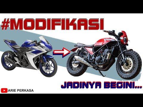 Motor Sport Dipotong-Potong Jadi Begini !!
