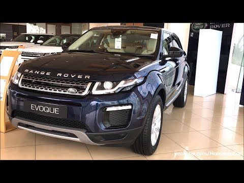 Range Rover Evoque HSE 2018 | Real-life review