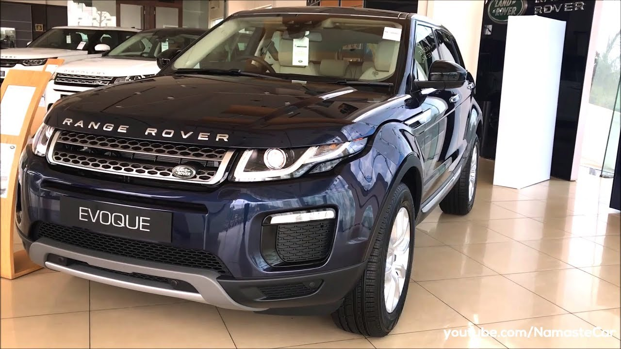 Range Rover Evoque Hse 2018 Real Life Review Youtube