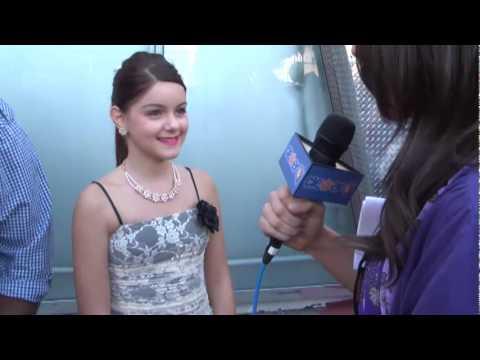 "Ariel Winter Interview - Inspire Magazine ""Inspire a Little Love"" Benefit thumbnail"