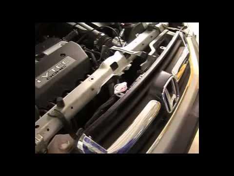 Замена охлаждающей жидкости при помощи установки Sivik КС-121