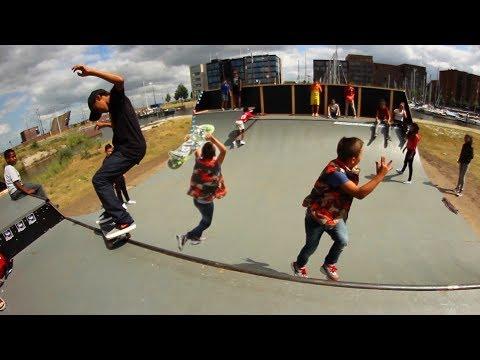 Don't Dump Your Kids At The Skatepark.