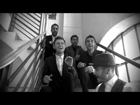 The Overtones  Get Lucky Daft Punk Acapella
