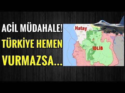 Acil Müdahale! Türkiye Hemen Vurmazsa Kuşatmanın Ortasında Kalacağız!