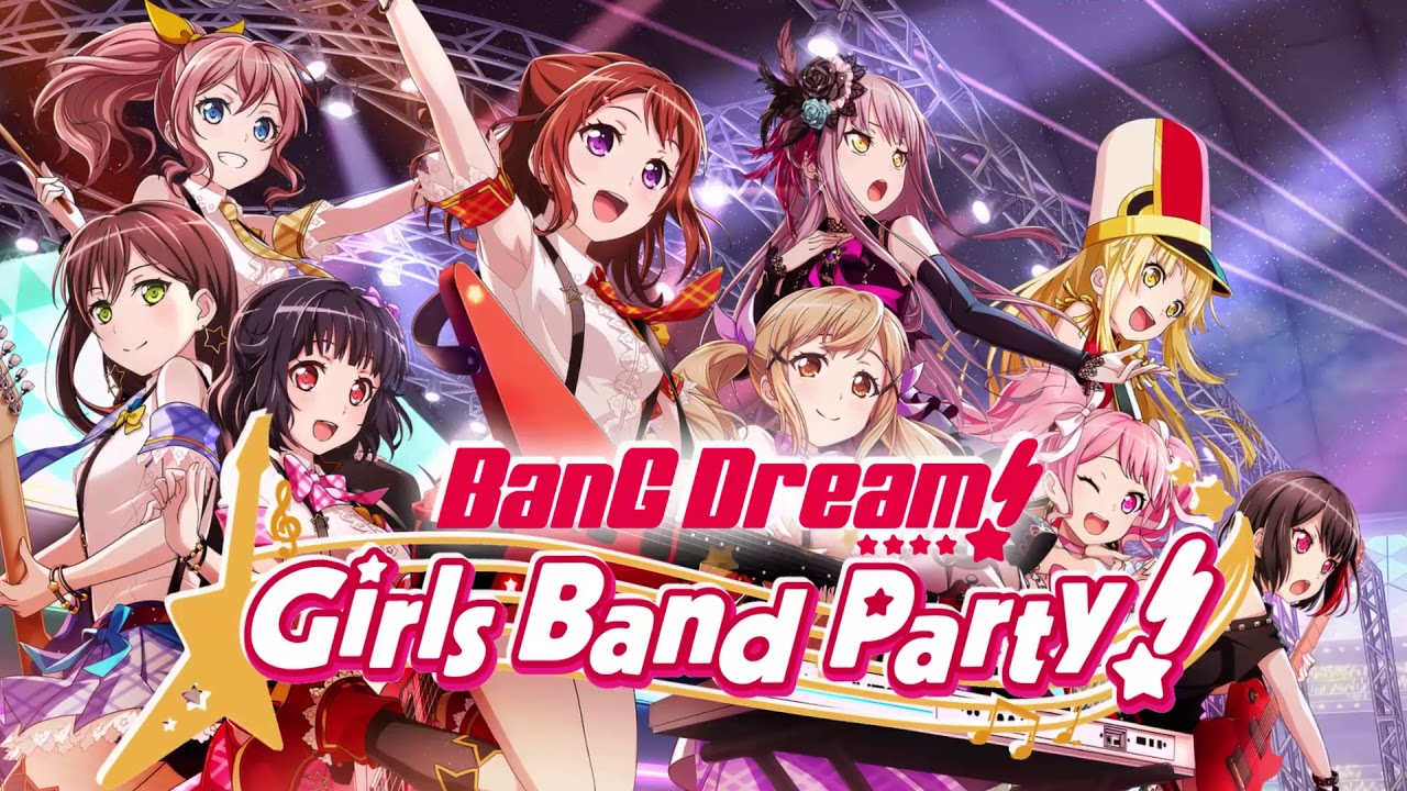Image result for BanG Dream!