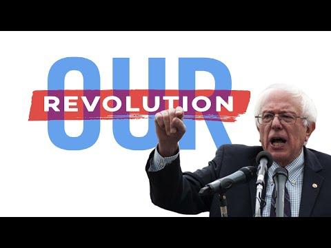 "Progressive Dem Vs. Establishment Dem - Sanders' ""Our Revolution"" Put To The Test"