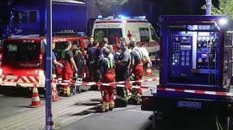 Feuer in Seniorenheim in Hardegsen: 300 Helfer im Einsatz