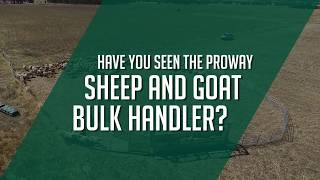 ProWay Sheep and Goat Bulk Handler