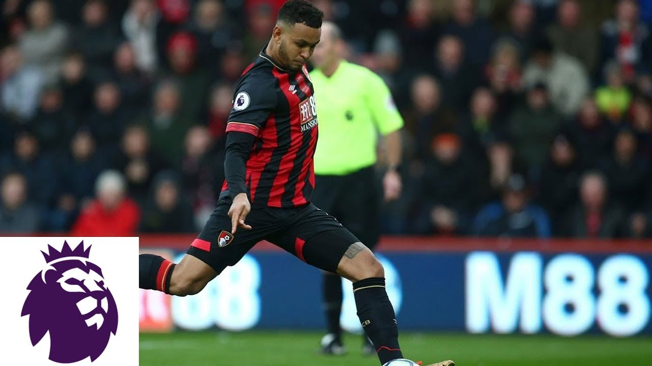 Bournemouth's Josh King scores from the spot against Newcastle | Premier League | NBC Sports