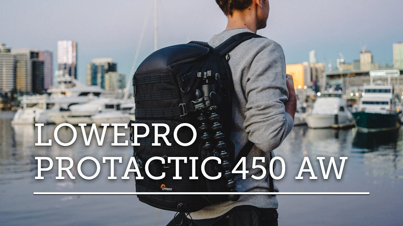 The Best Camera Bag Lowepro Protactic 450 Aw Review