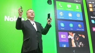 How does Android work on Nokia X?