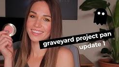 Graveyard Project Pan Update 1 | morerebe