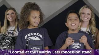 Wolf Pack- Renown Healthy Eats Knock Knock 1