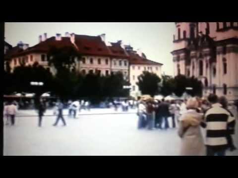 prag praha old town center