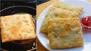 Mughlai Egg Paratha Recipe ♥️