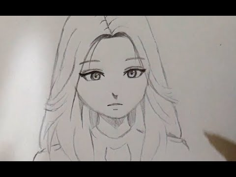 Beautiful Artwork Anime Drawing