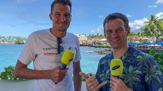 Kona Daily #5: Der Ironman-Talk mit Jan Frodeno