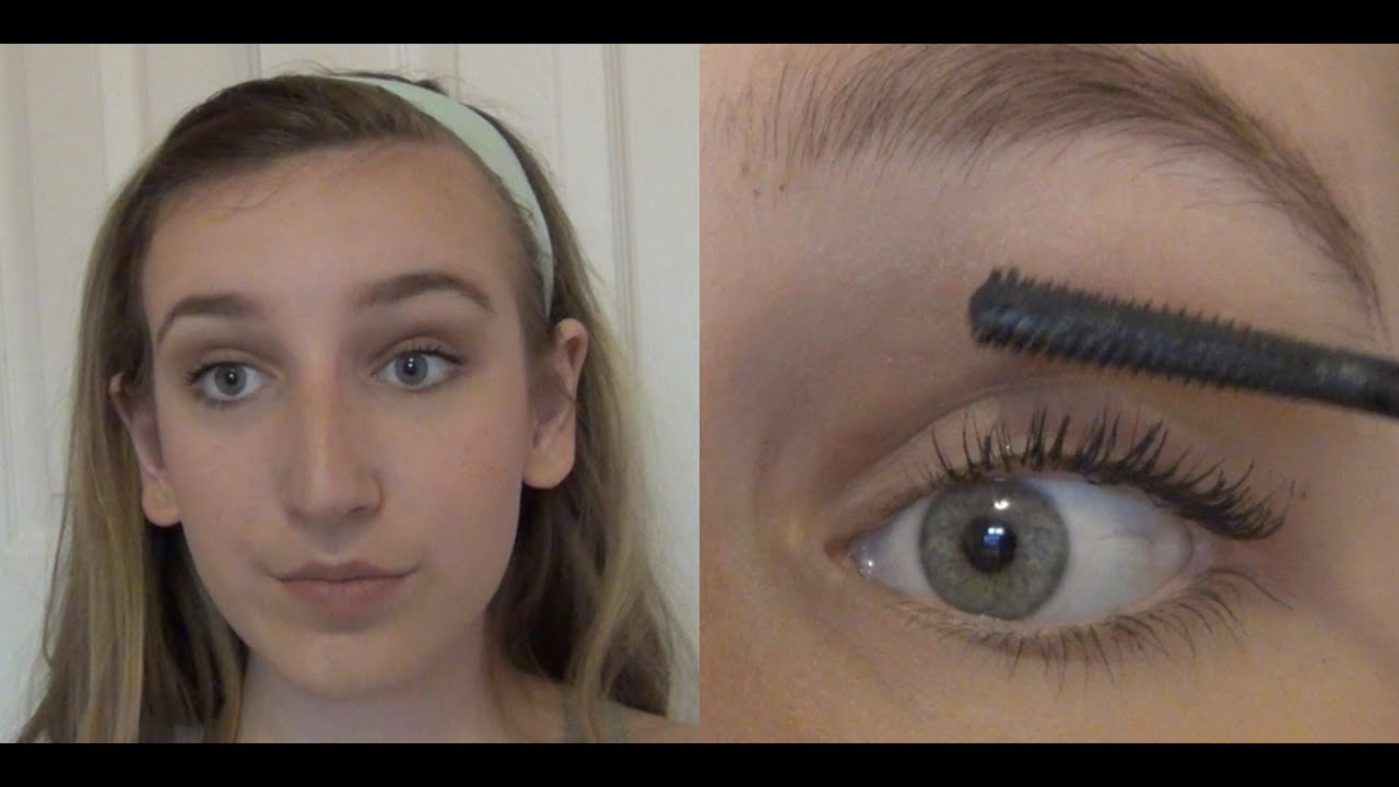 0ba2e536049 COVERGIRL SUPER SIZER FIBERS MASCARA REVIEW - YouTube