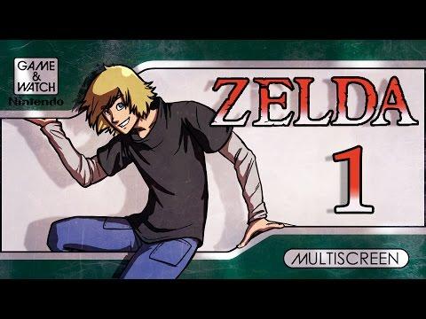 Let's Play Zelda Game & Watch [German][#1] - Die Uhr ist der uninteressante Teil daran!