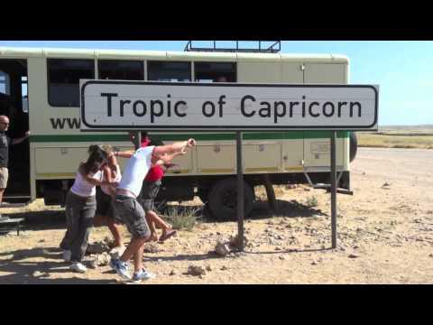 Sud Africa - Namibia - Zambia - Botswana : Great Trek Adventure - Ottobre 2011