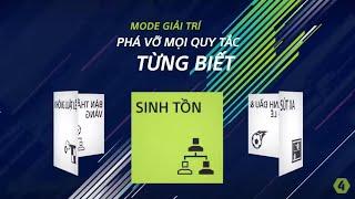[FIFA Online 4 - New Update] MODE GIẢI TRÍ - CHẾ ĐỘ SINH TỒN