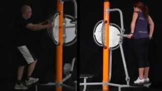 Спортивные тренажеры HAGS GYM(HAGS - мировой лидер в производстве оборудования для уличных спортивных и детских площадок. Подробнее на..., 2010-03-16T16:41:00.000Z)