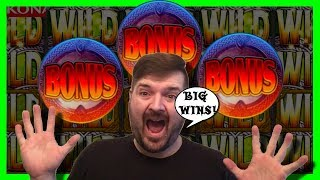 Two Retriggers @ Max Bet Brings Home A Huge Win on Thor's Hammer Slot Machine With SDGuy1234