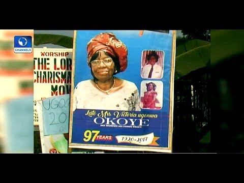 Celebrating The Life And Times Of Madam Victoria Okoye In Anambra State |Metrofile|