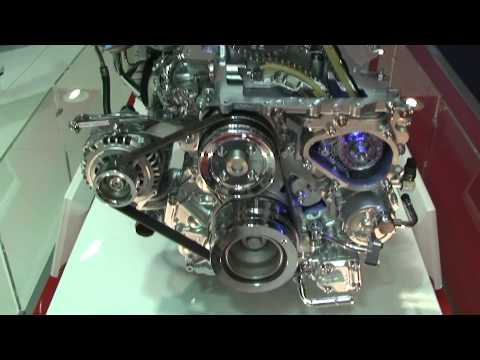 Isuzu New Engine