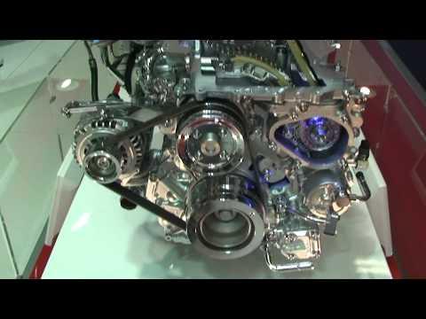 Isuzu New Engine