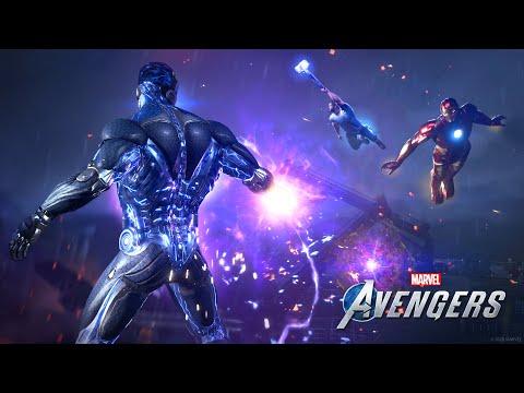 """Marvel's Avengers: Gameplay-Video """"Einmal ein Avenger"""""""